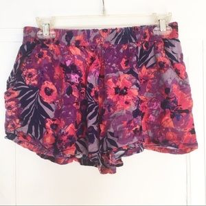 Mossimo Floral Shorts